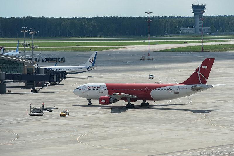 Airbus A300B4-622R (EP-FQM) Qeshm Air D703466