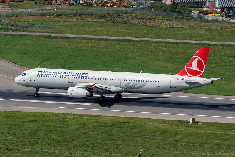 Airbus A321-231 (TC-JRP) Turkish Airlines D805226