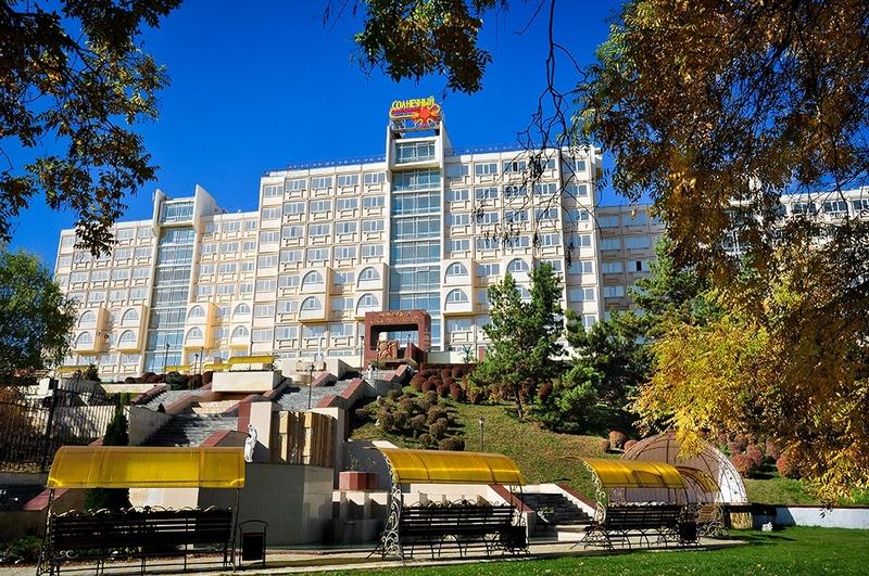Санаторий «Солнечный»: незабываемый отдых в Кисловодске