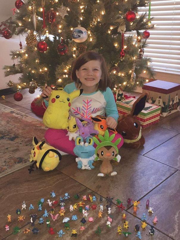 6-летняя девочка купила себе подарков на 250$ при помощи отпечатка пальца