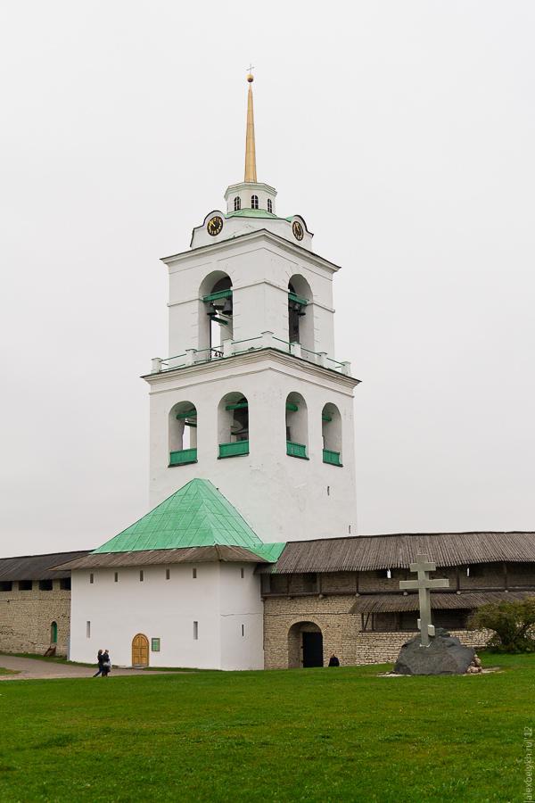 alexbelykh.ru, Псковский Кремль, Кремль Псков, Троицкий собор