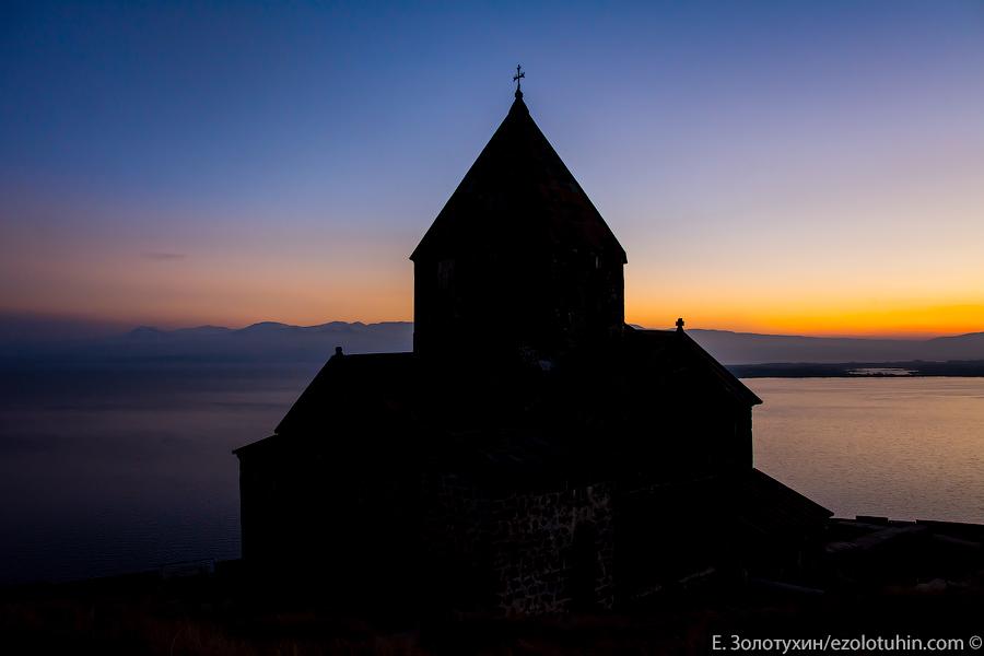 Севан. Высокогорная жемчужина Армении