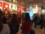 15.05.2017 - студенты первого и второго курсов посетили музей ГУВД по Нижегородской области