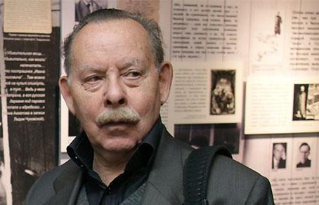 Яков Аркадьевич Гордин – российский литератор, историк, публицист, драматург, главный редактор журнала «Звезда». Фото с сайта obtaz.com
