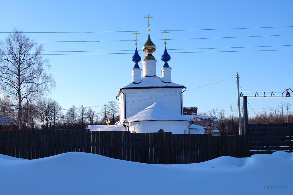 Золотниковская Успенская пустынь, Ивановская область, храм