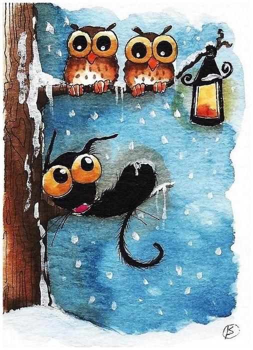 Рисунки Lucia Stewart