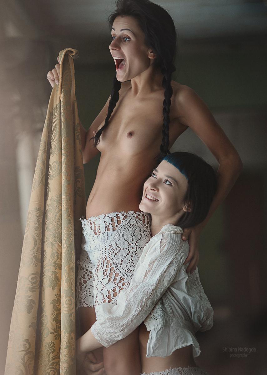 Занавеска - curtain / фото nadima
