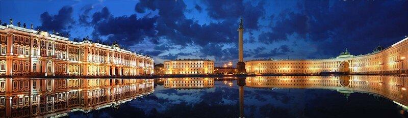 Санкт-Петербург таймлапс