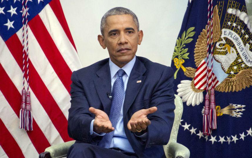Обама: Республиканцы больше доверяют Путину, чем соотечественникам-демократам