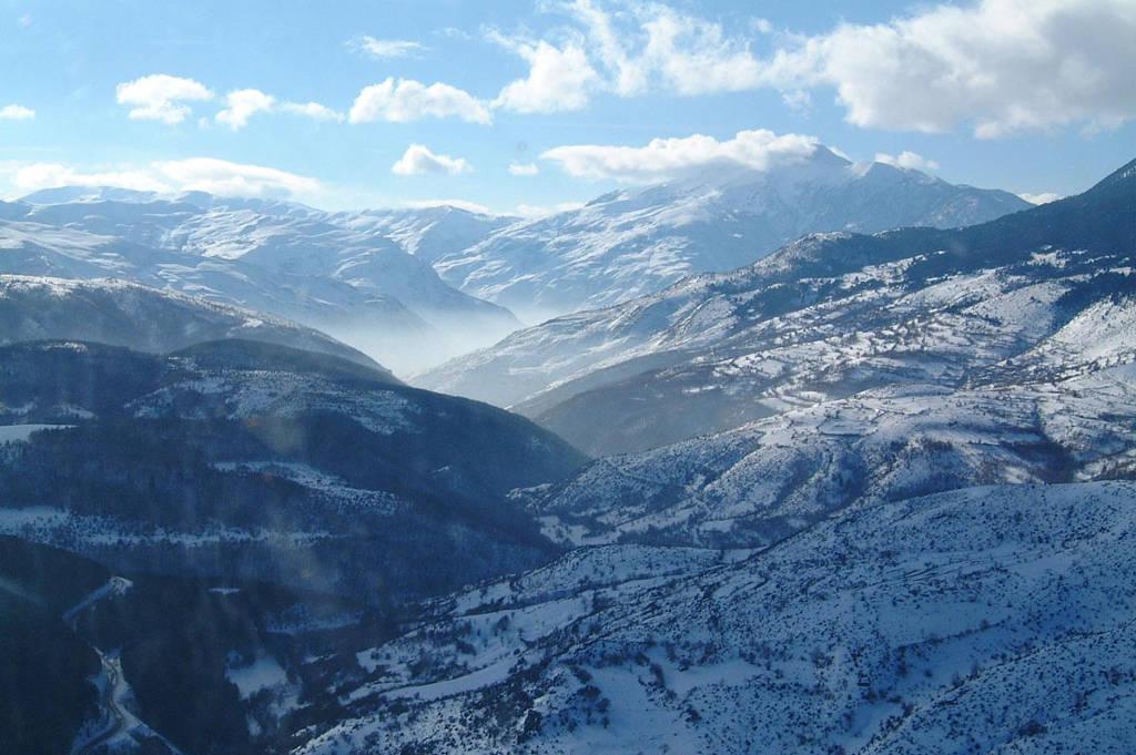 горнолыжный курорт македонии