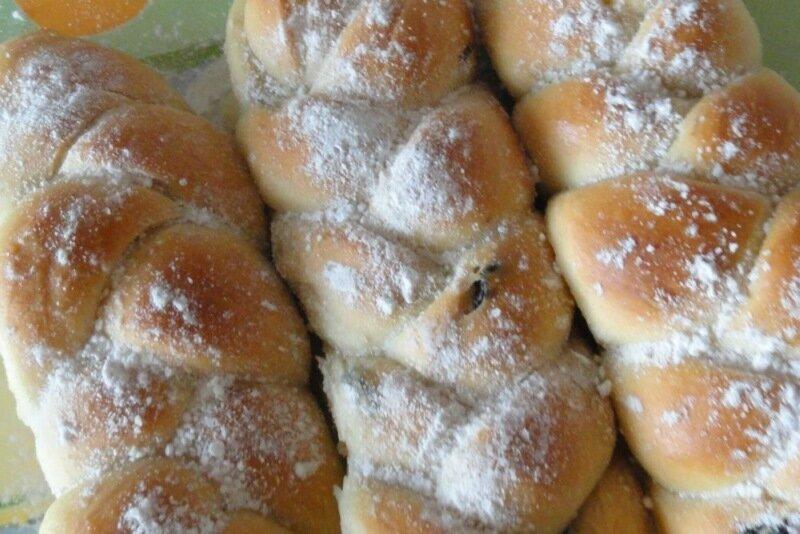 Вкусное домашнее печенье «Косички»   как приготовить