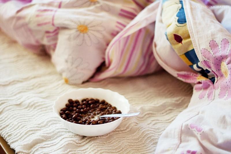 5. Постель предназначена только для сна Завтрак в постель, безусловно, очень приятен. Почитать на по