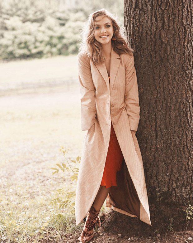 Аманда Сейфрид в Allure Magazine