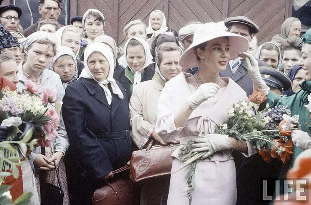 Москвичи 1959 года.
