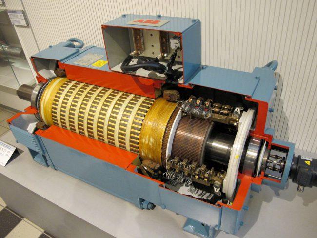 Бесконтактные электродвигатели постоянного тока — еще одна разработка, пришедшая прямиком из кос