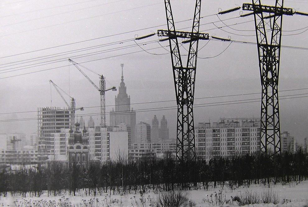 16. Москва, Юго-Запад, примерно 1970-72 гг.