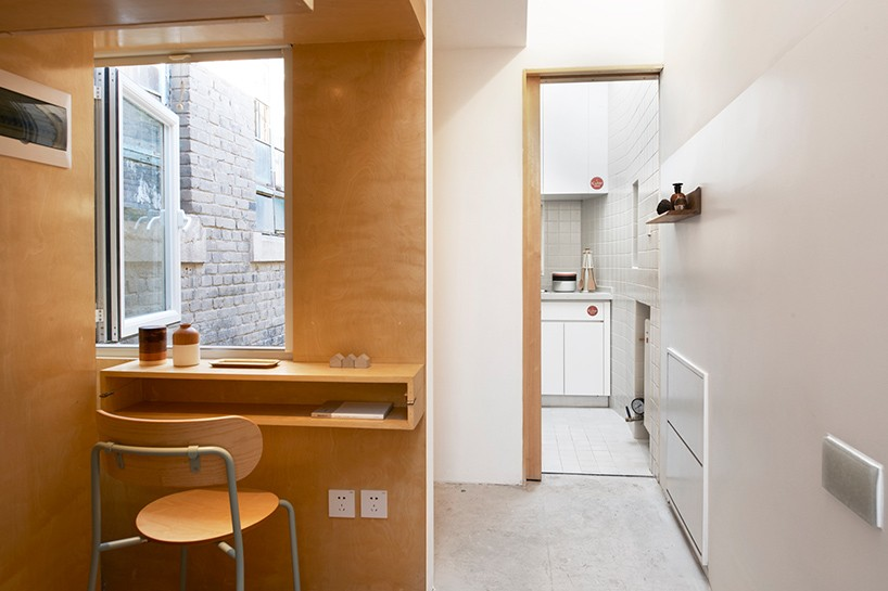 Дом в переулке для шести человек в Пекине