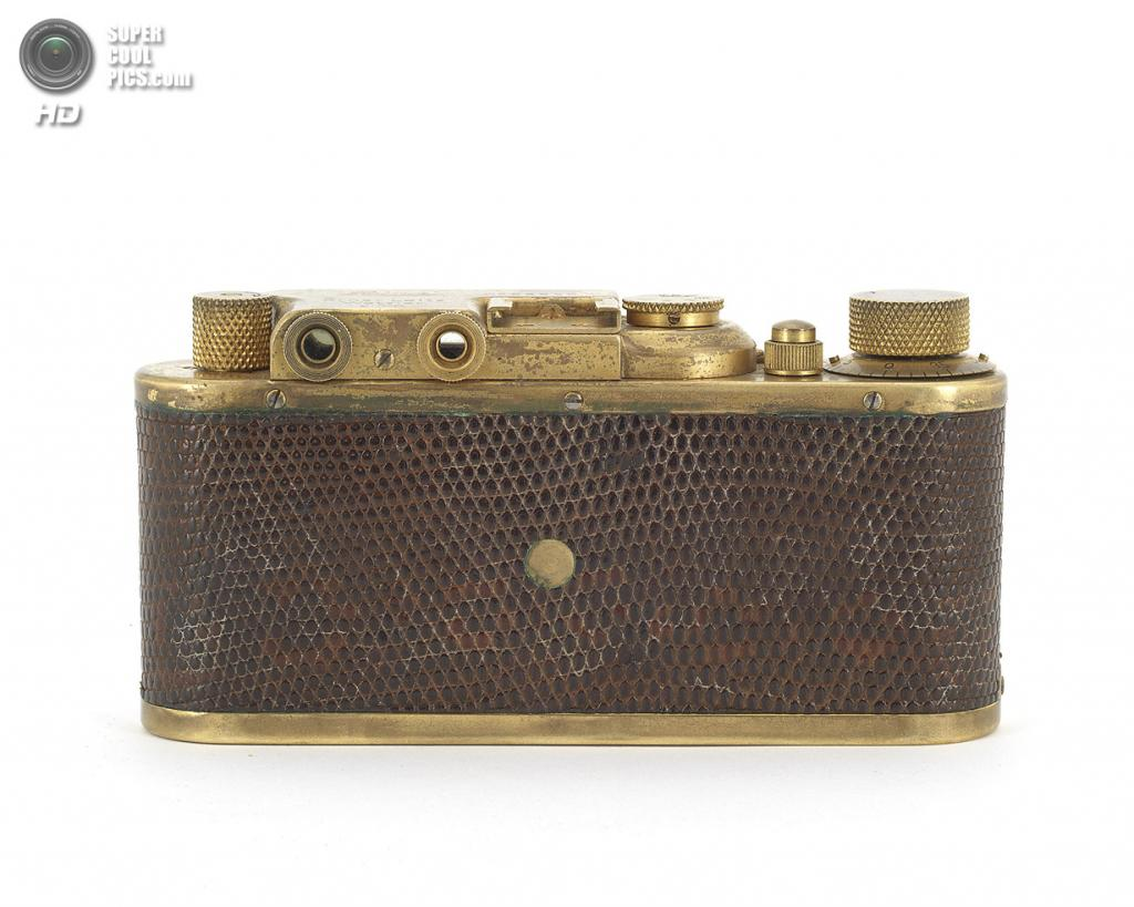 Leica Luxus II может стать самым дорогим фотоаппаратом в мире