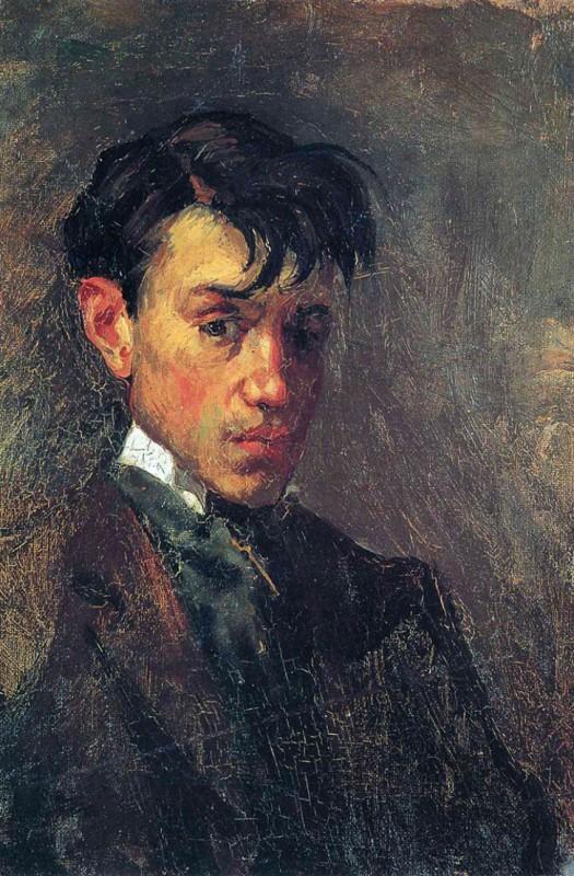 Возраст — 15 лет (1896 год).