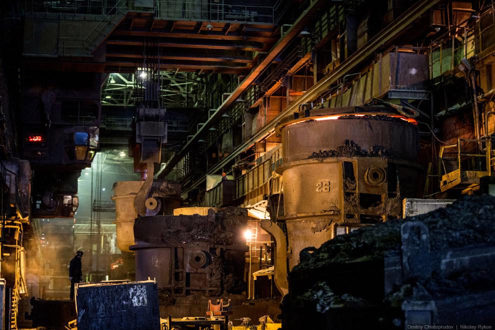 За семь десятилетий комбинат выпустил 175 миллионов тонн кокса, 120 миллионов тонн агломерата,