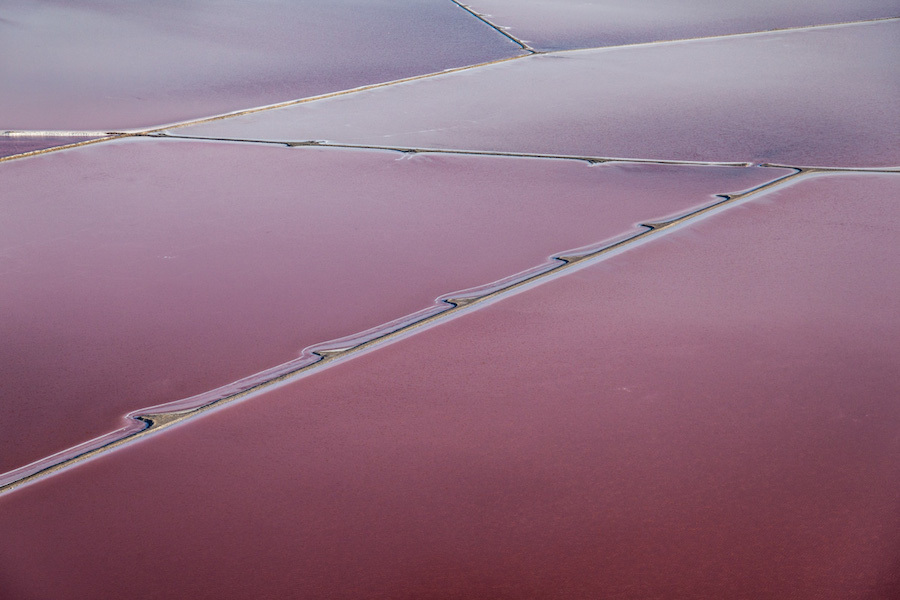 Потрясающие фотографии Земли с воздуха, в которых нет ни капли фотошопа