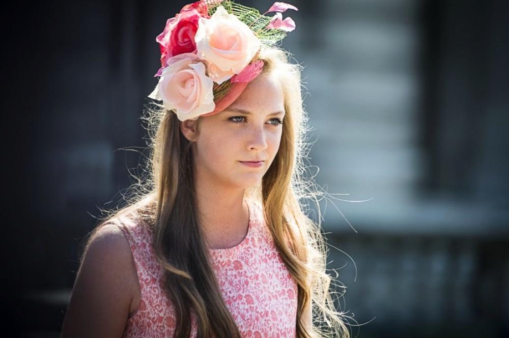 © Marie Claire  Дочери принцессы Астрид Бельгийской иэрцгерцога Лоренца Австрийского-Эсте 21