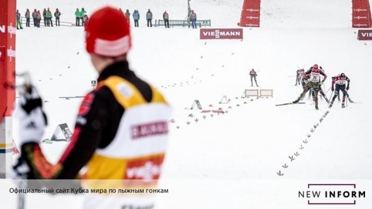 Лыжницы Белорукова иМатвеева выиграли командный спринт