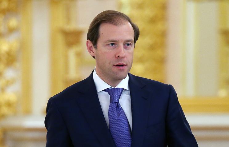 Место Улюкаева всовете начальников «Газпрома» займет руководитель Минпромторга