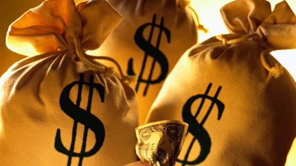 Государственный долг Украины «запрыгнул» за70-миллиардную отметку