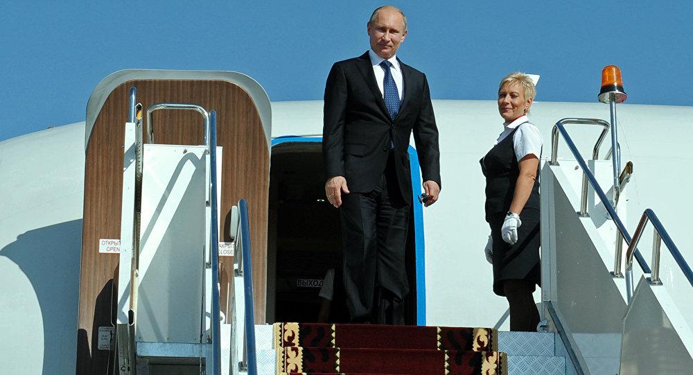 Вконце февраля Путин посетит Казахстан, Таджикистан иКиргизию