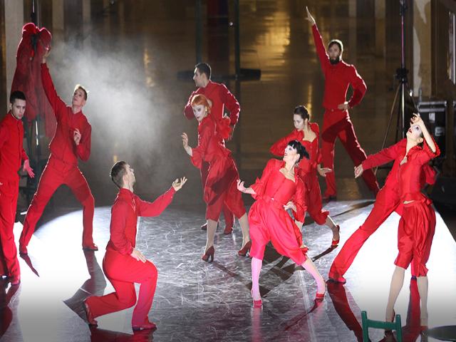 «Ночь балета» состоялась настанции метро «Достоевская»