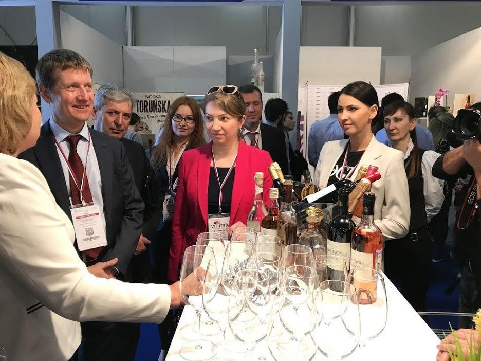 Вина Дагестана представлены навыставке вИталии