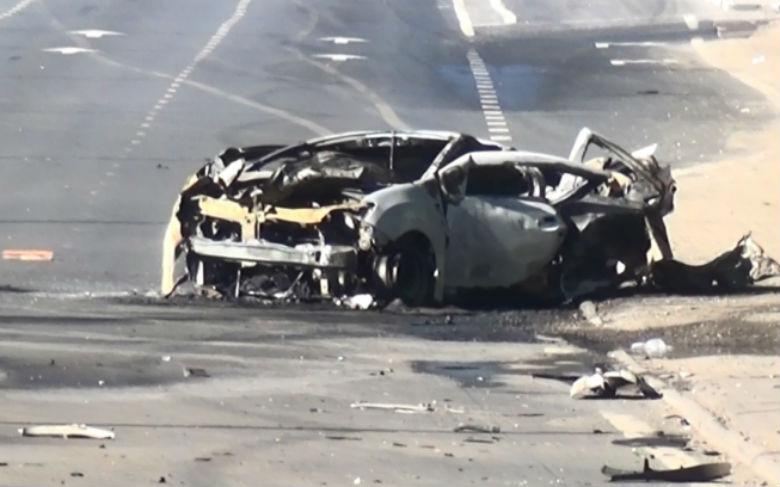 Вжутком лобовом столкновении под Воронежем погибли два водителя