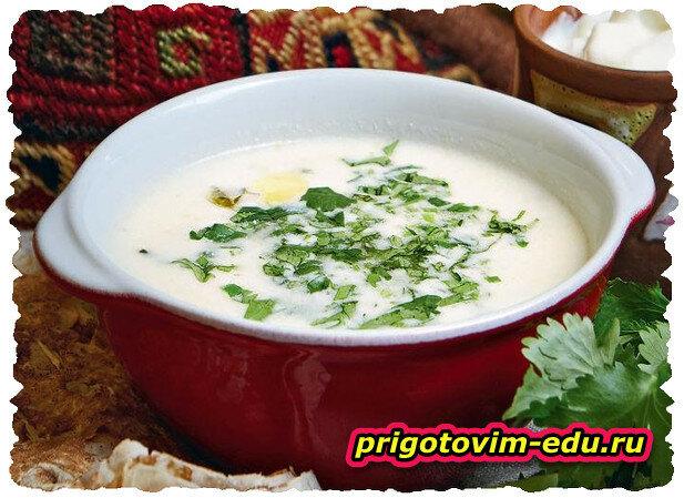 Спас армянский суп