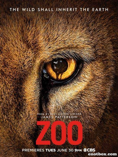 Зверинец (1-3 сезон: 1-39 серии из 39) / Zoo / 2015-2017 / ПМ (NewStudio) / WEB-DLRip + WEB-DL (720p)