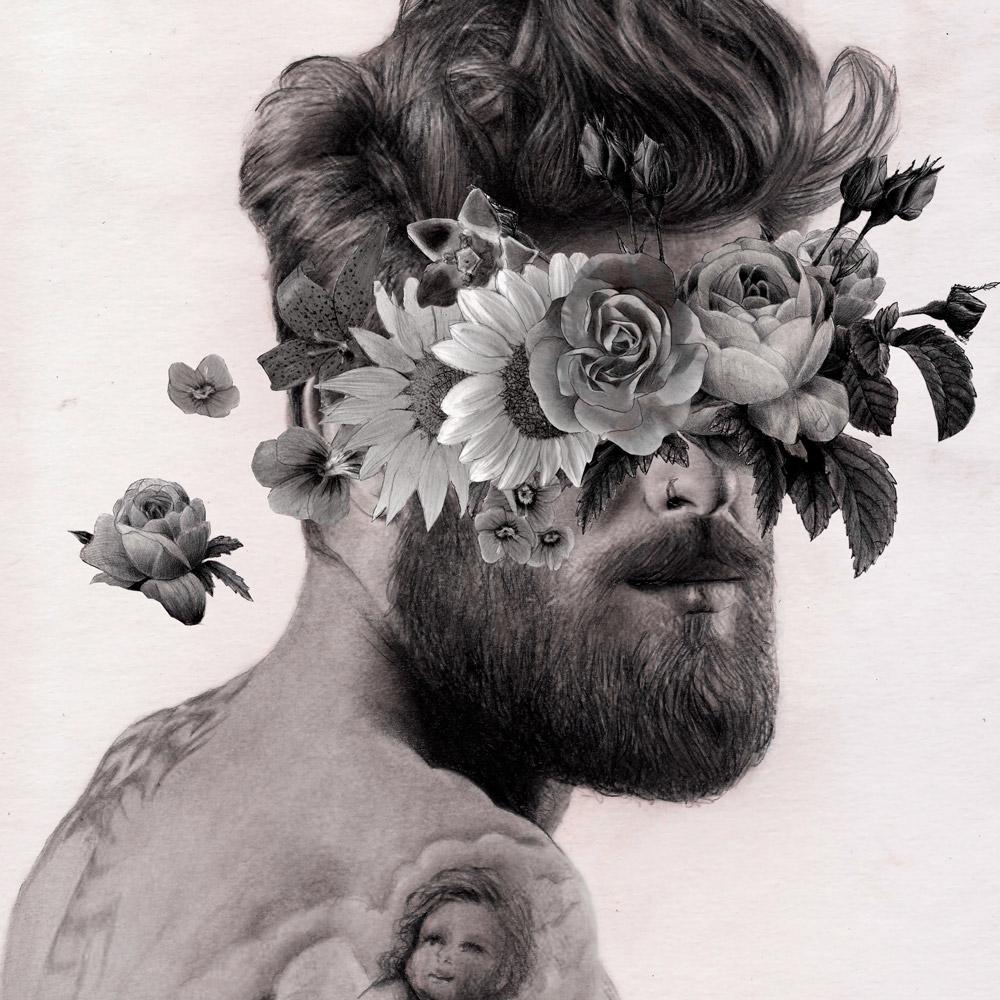 Os retratos hiper-realistas de Ritchelly Oliveira (12 pics)