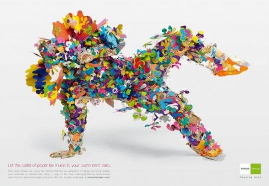 HOT Illustrations in Advertising