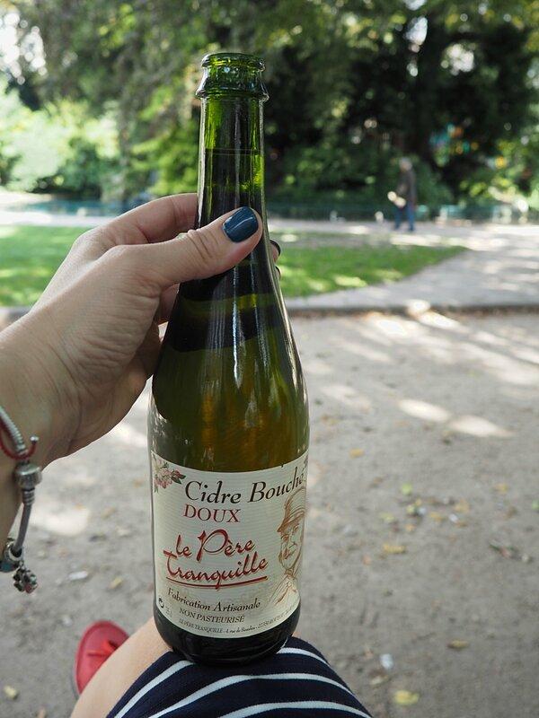Франция, сидр (France, cider)