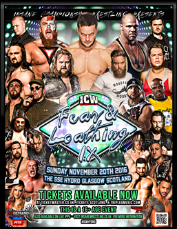 Post image of ICW Fear & Loathing IX