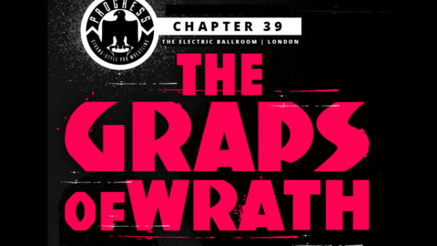 Post image of PROGRESS Chapter 39: The Graps Of Wrath