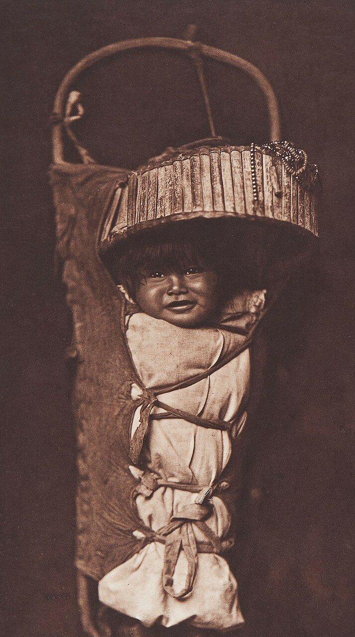 1903. Апачский малыш.