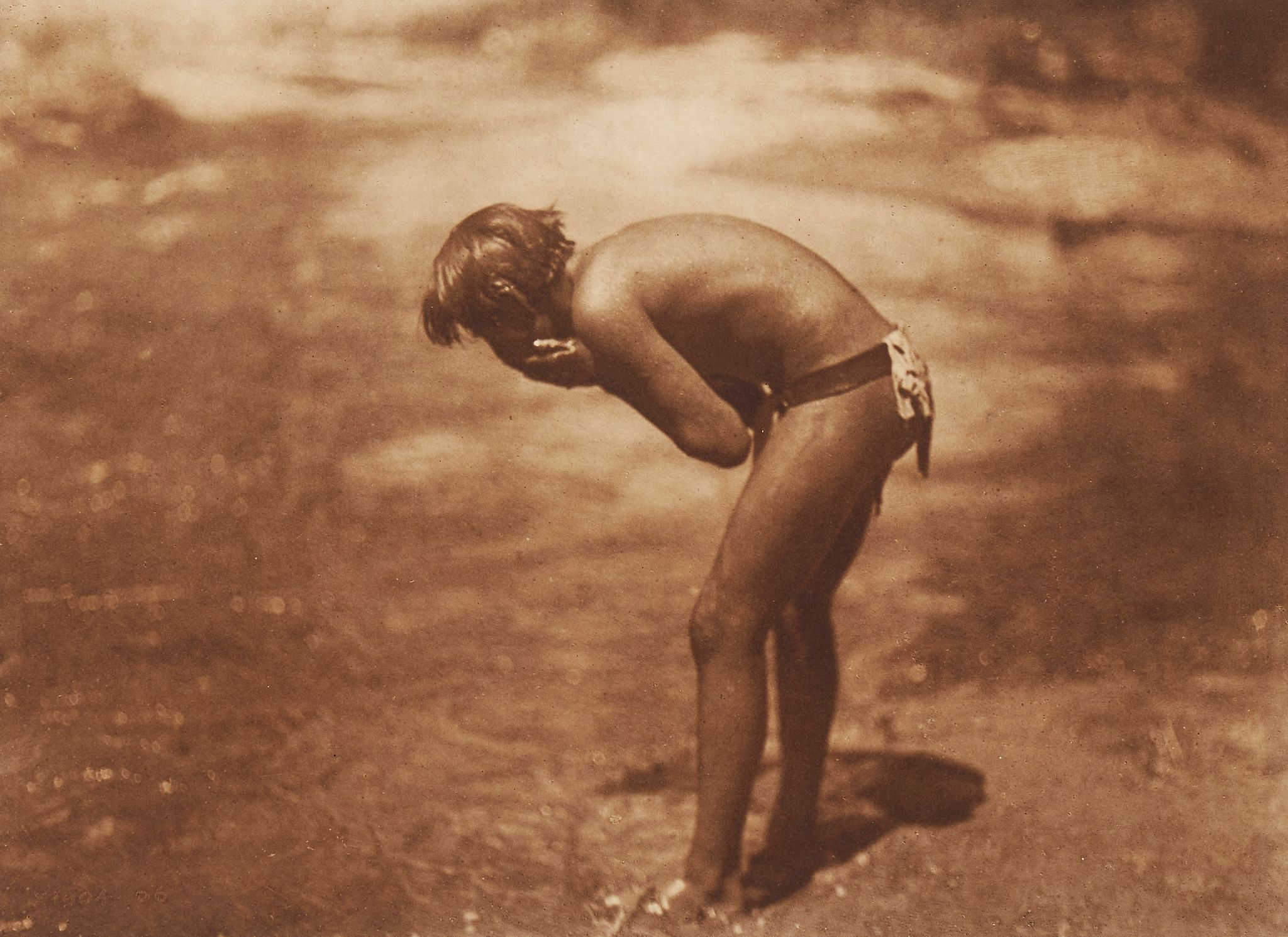 1906. Утренняя ванна