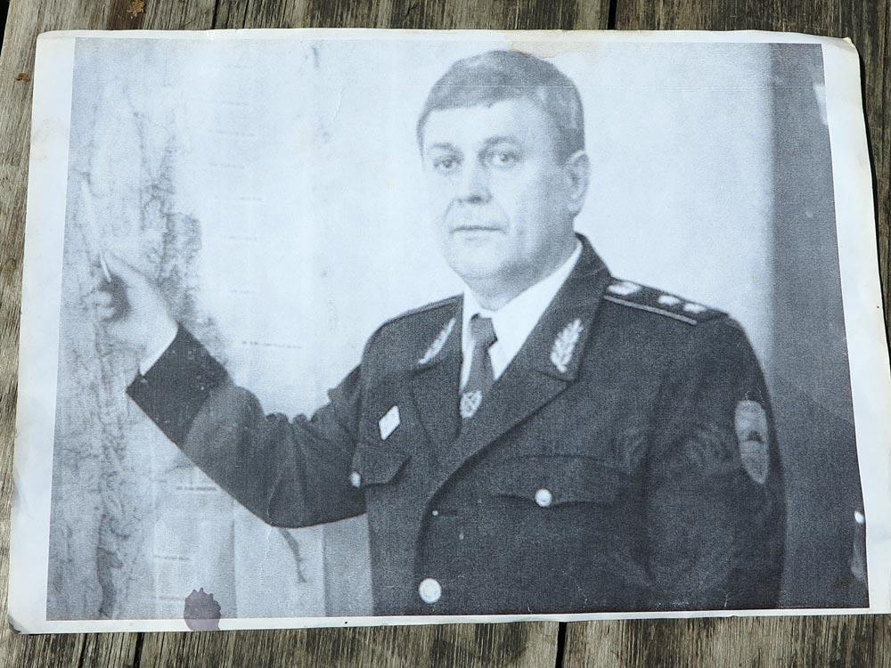 Александр Анатольевич во время работы