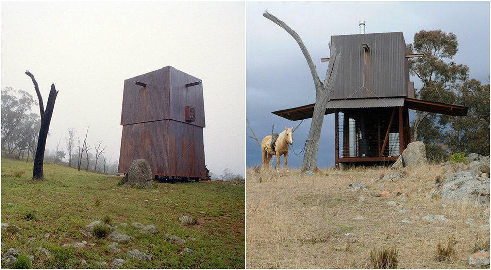 Модульный дом для кемпинга