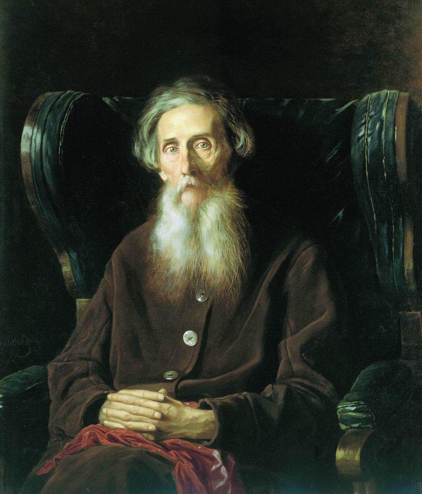 Портрет Владимира Ивановича Даля. Худ. В. Перов, 1872.jpg