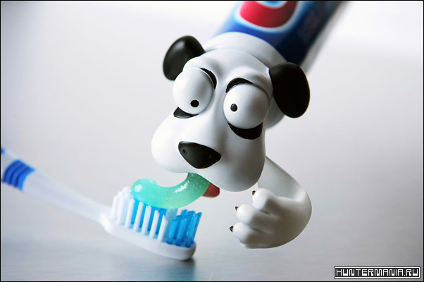 Неожиданное применение зубной пасты в быту