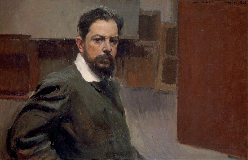 Автопортрет 1904_Музей Соролья в Мадриде, Испания.jpg