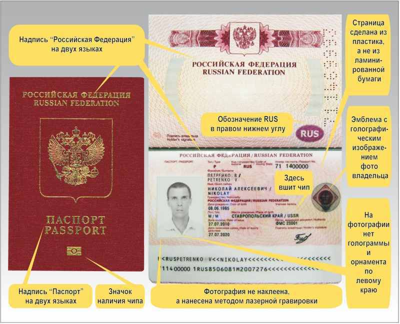новый загранпаспорт на 10 лет фото