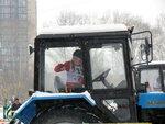 Второй день VIII Всероссийских зимних сельских спортивных игр начался с Торжественного открытия соревнований механизаторов на площади Горького