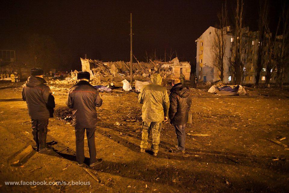 В Киеве назвали Авдеевку «украинским Алеппо»